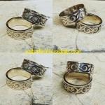 cincin kawin batik
